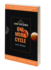 W.D. Gann, Financial Astrology, Moon Trading, Double Tops & Bottoms, Astro Trading, Cycles